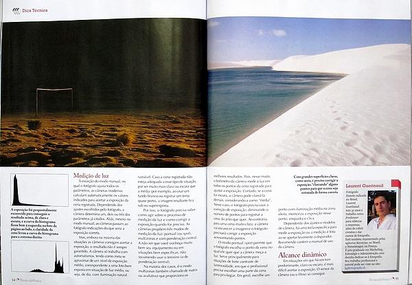 Fotografe Melhor - Técnica & Prática nº 21 - Como acertar a exposição, por Laurent GUERINAUD