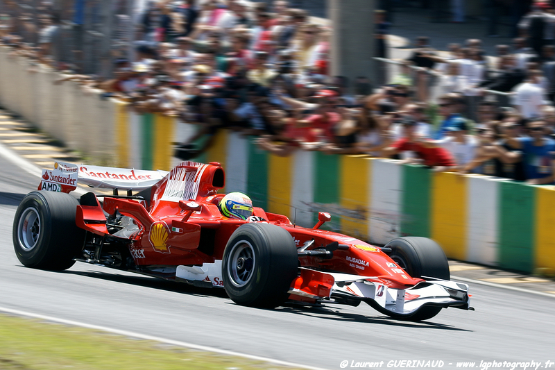 Felipe Massa Interlagos 2010