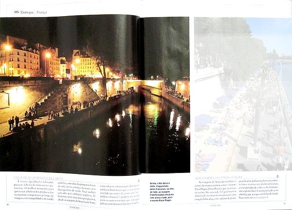 Vijae Mais nº 120 - maio 2011 - 10 dicas para curtir Paris - por Laurent GUERINAUD